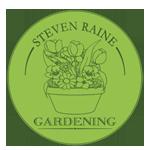 Steven Raine Gardening Logo
